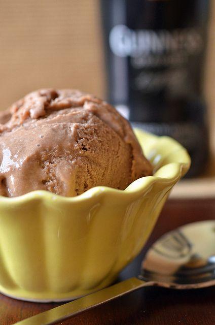 Guinness Milk Chocolate Ice Cream   Ice cream.   Pinterest