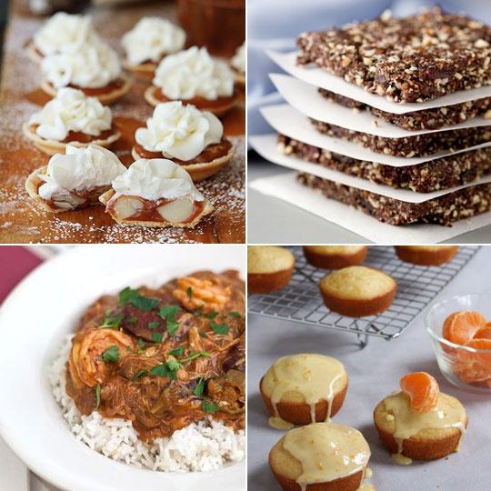 .thekitchn.com • Caramel & Macadamia Nut with White Chocolate Tarts ...
