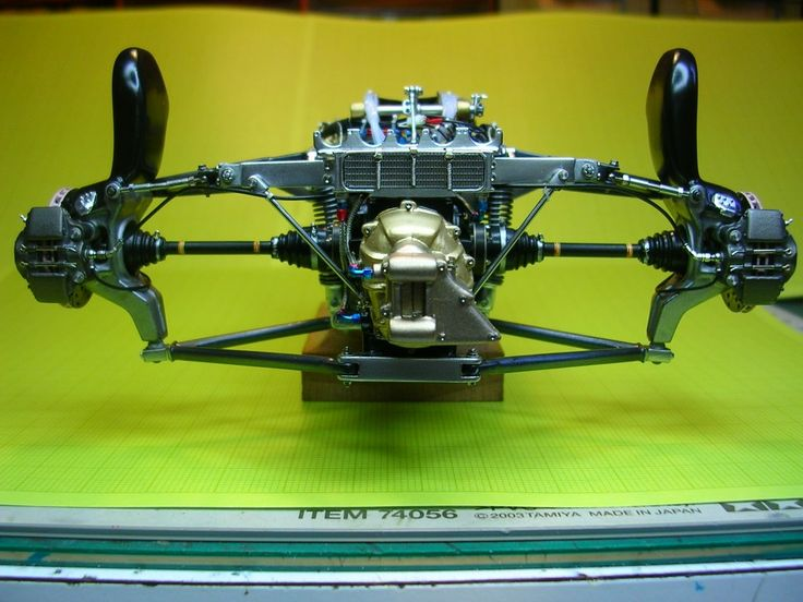 Alfa Romeo 179 F1 1980 - 1/12 ENGINE | MODEL CARS KITS | Pinterest
