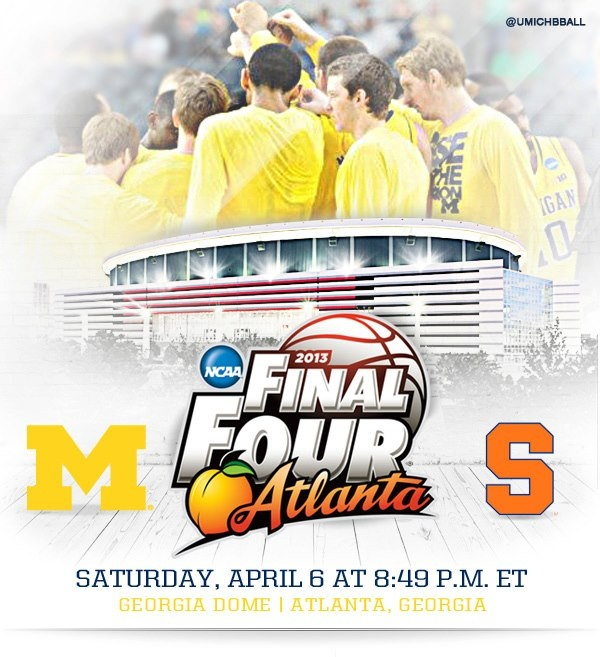 Michigan Basketball Final FourMichigan Basketball Final Four