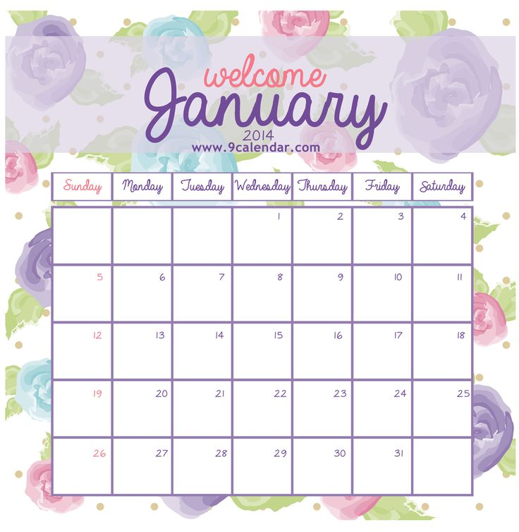 9 best Yearly calendars images on Pinterest | Created by, The ...