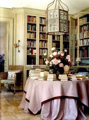 okissia: decoración: mesas camilla