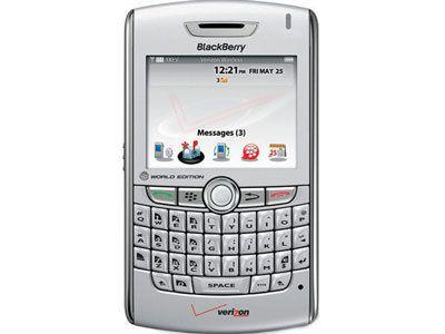 Blackberry 8830 World Edition Unlock