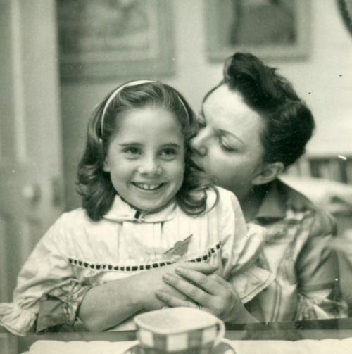 Judy and Lorna | Celebs | Pinterest