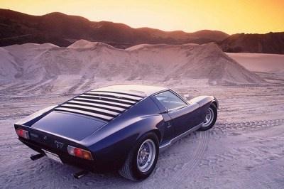 Lamborghini Miura  #car