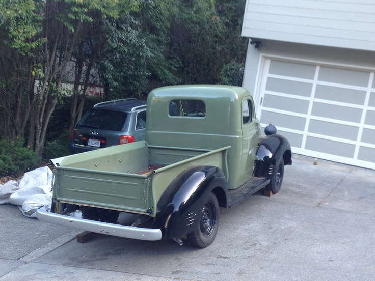 Good looking truck from any angle vintage dodge trucks pinter