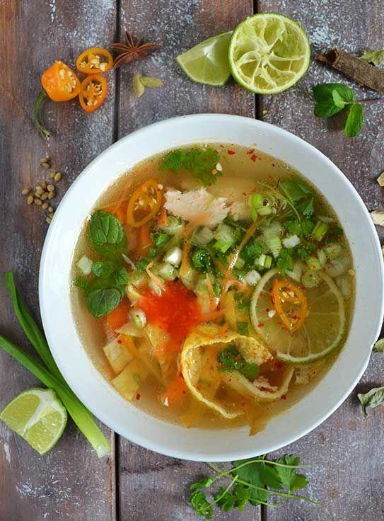 Vietnamese Soup In A Teapot Recipes — Dishmaps