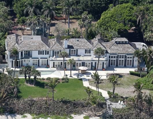 Homes Of The Rich And Famous Wounder Who Lives There