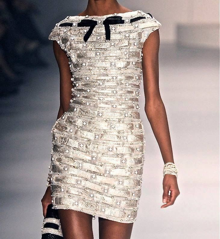 Silver dress high fashion haute couture pinterest for High fashion couture