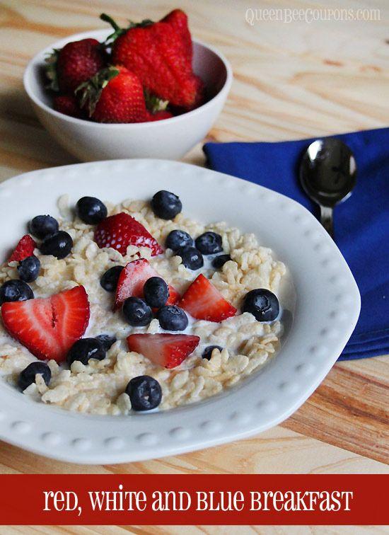 july 4th breakfast recipes