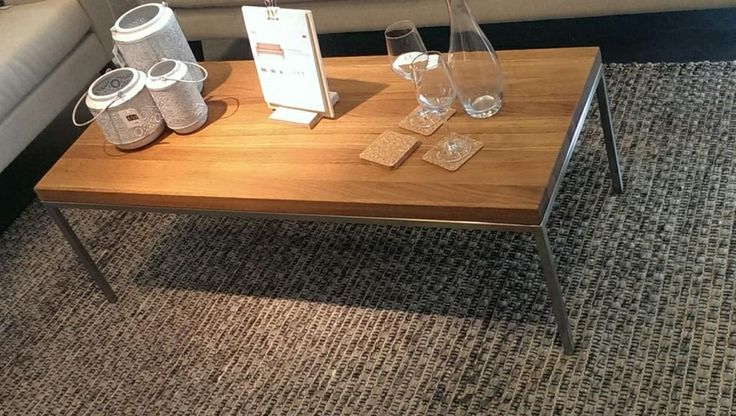 EQ3 Coffee Table Perhaps Create A Dining Table Version