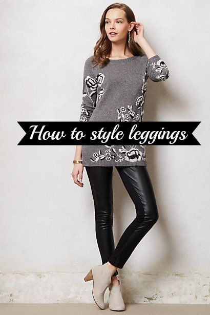 How to Style and Wear Leggings