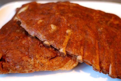 Sous Vide Pork Ribs | Award-Winning Paleo Recipes | Nom Nom Paleo