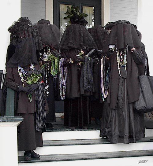 Joe Cain's Merry Widows, Mardi Gras