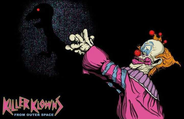 Killer klowns from outer space creepy clowns pinterest for Killer klowns from outer space