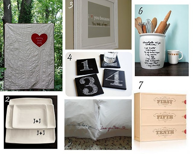 Homemade wedding gift ideas. So cute. Gifts worth giving Pinterest