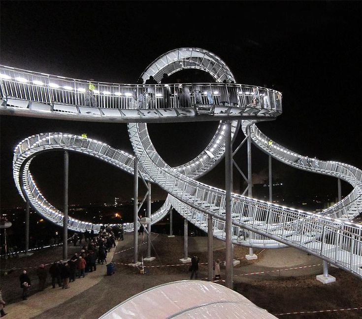 Heike Mutter & Ulrich Genth / tiger and turtle, Duisburg