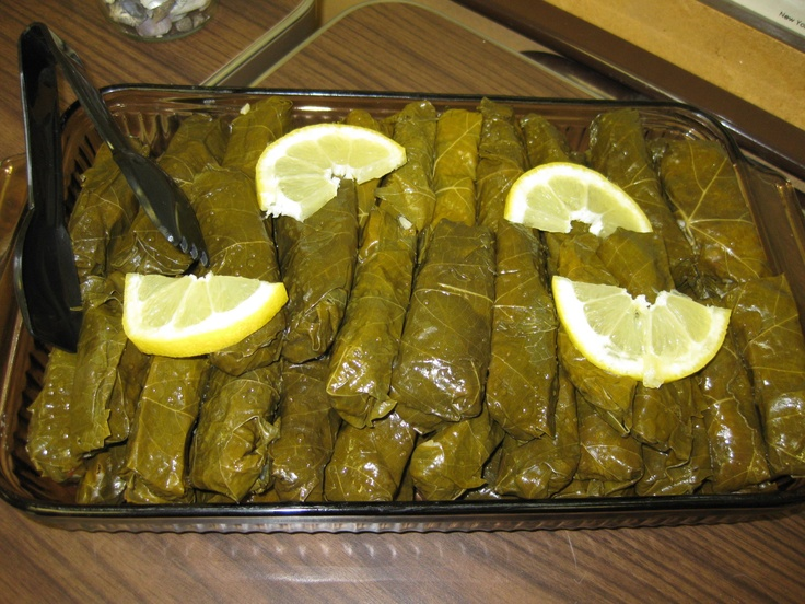 stuffed grape leaves armenian stuffed grape leaves armenian stuffed ...