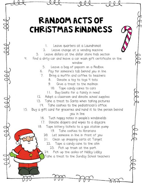 Christmas Kindness | Gifts | Pinterest