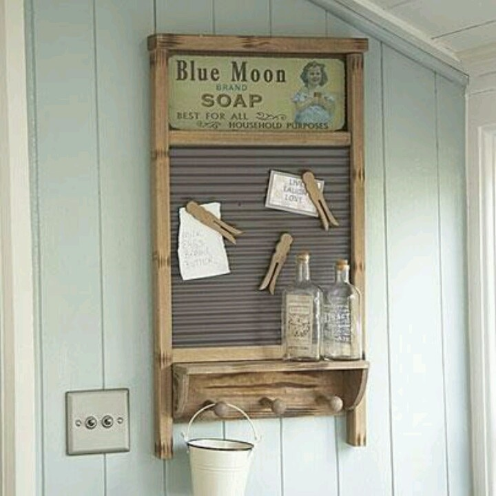 Washboard Diy Pinterest