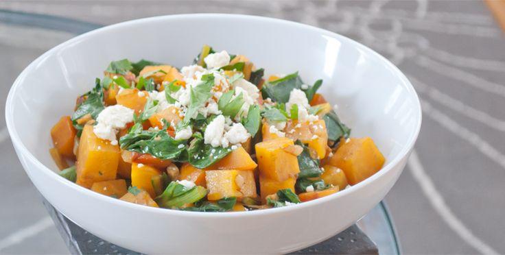 Roasted Beet and Feta Salad | FOOD | Pinterest