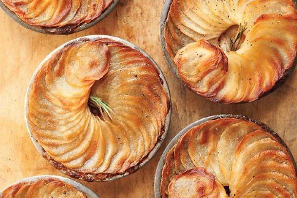 Braised Short Rib, Stout, and Potato Pot Pies!