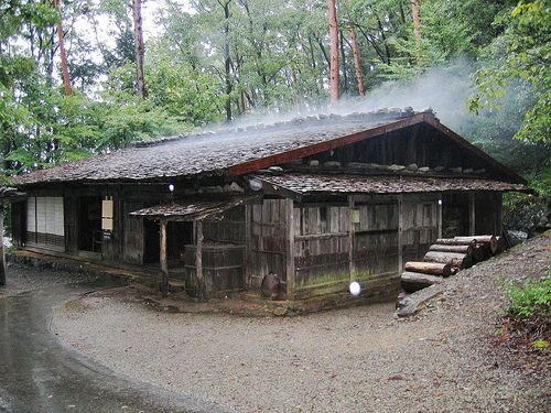Traditional farm house takayama hida traditional japanese houses - Traditional japanese house ...
