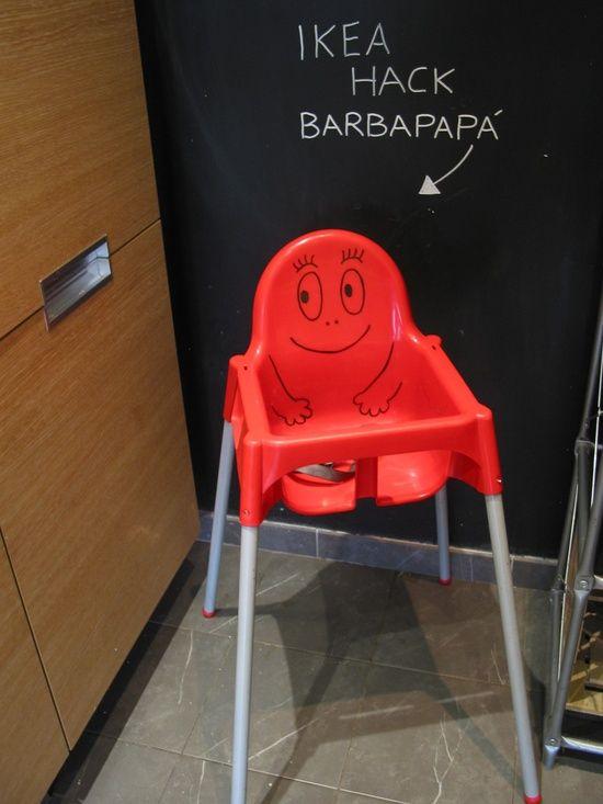 Il Seggiolone Ikea : Concorso ikea in mommo design
