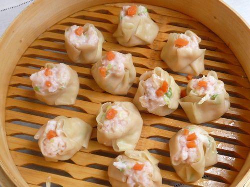Shrimp Shu Mai | Culinary Eyegasms | Pinterest