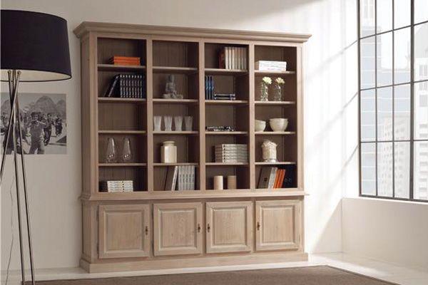 Bibliotheekkast meubelen Moens : Home / Kasten : Pinterest