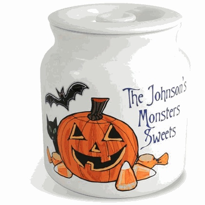 halloween cookie jars 2017