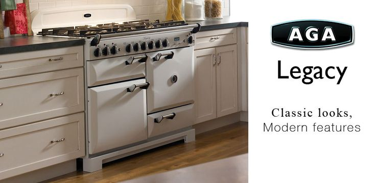 The AGA Legacy Stove Products I Love Pinterest