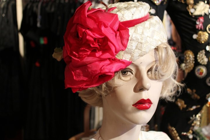 pin by the family jewels vintage clothing on fancy hats