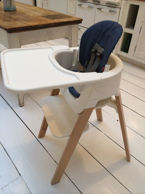 Stokke Steps high chair Must have baby gear