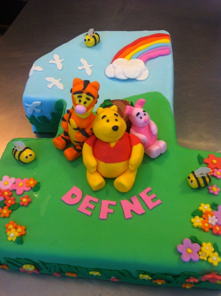1st Birthday Party Ideas Winnie The Pooh Image Inspiration of