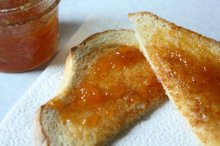 Peach Vanilla Bean Jam | Canning, Preserving & Putting By | Pinterest