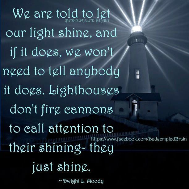 Quotes About Lighthouses Beacons Quotesgram
