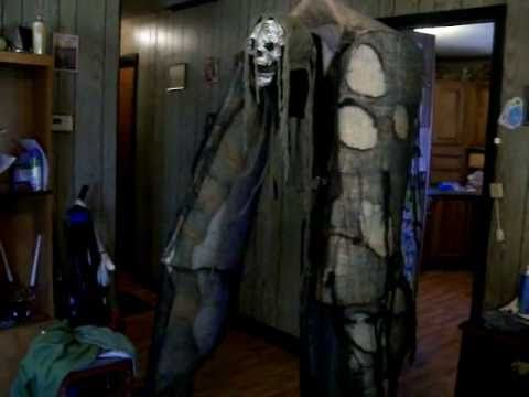 Scary stilt costume - photo#19