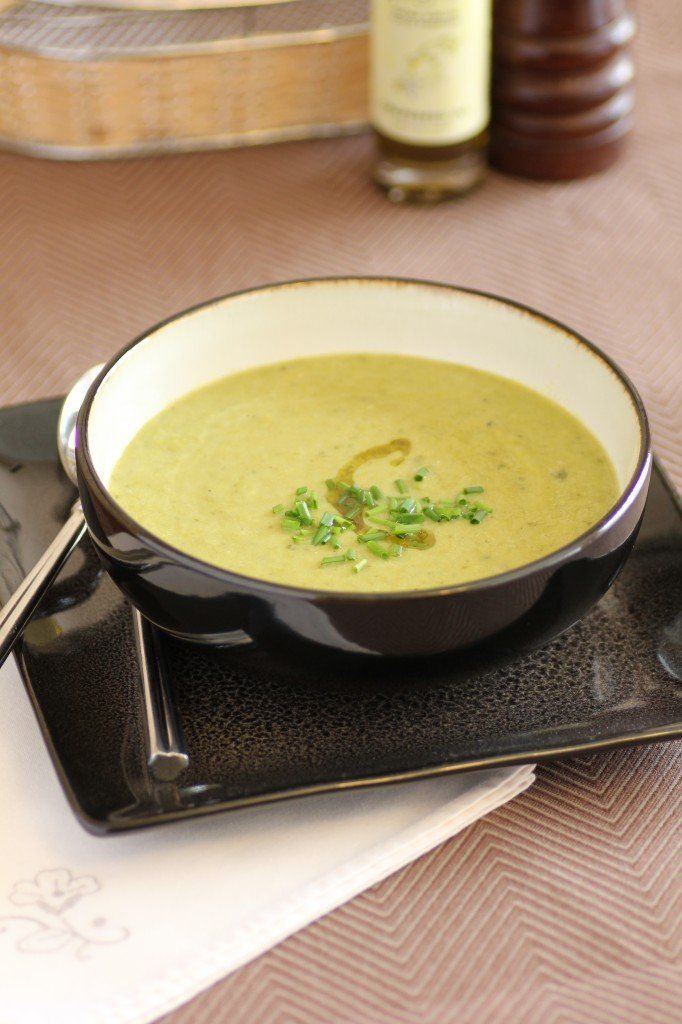 No Cream of Asparagus Soup | delicious food and drink | Pinterest