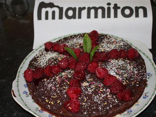Pin by marion bellec on cuisine pinterest - Gateau anniversaire recette ...