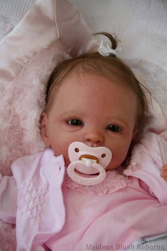 Reborn dolls so sweet reborn baby girl doll ylvie by sabine