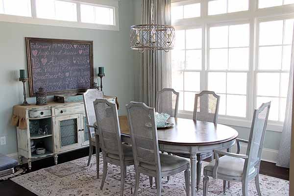 Dining Table DIY Home Stuff Pinterest