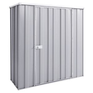 Yardstore Garden Shed Zinc F52 $229 from Masters