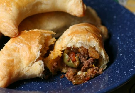 monthly potluck? Bake up a fresh batch of Argentinian-style empanadas ...