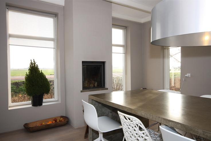 Keuken Betonlook : Keuken betonlook Woonstyl Pinterest