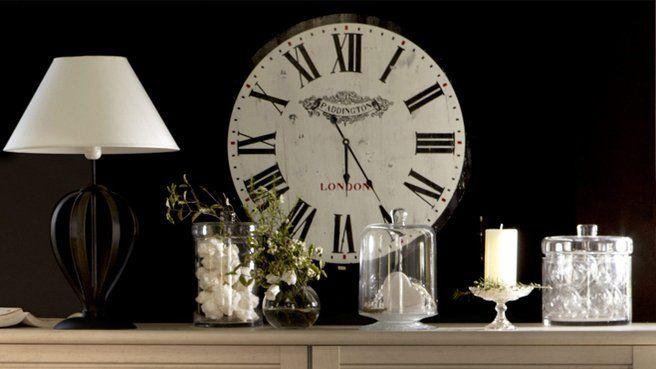 Les cloches en verre font la déco  Home sweet Home ...  Pinterest
