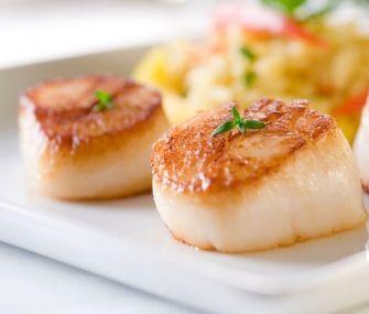 ... Quinoa in Garlic, Lemon, and Butter Sauce | James Beard Foundation