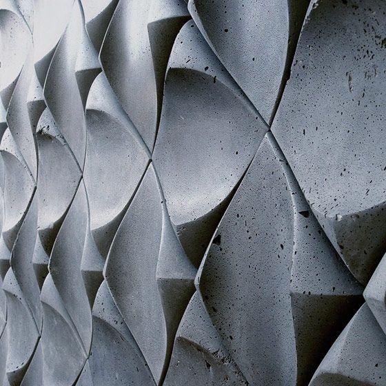 wall tiles from Scottish émigré Stephen Lindsay