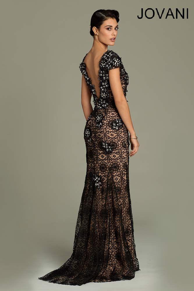 Jovani Lace Gown   beautiful gowns +   Pinterest
