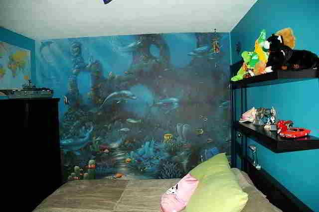 under the sea bedroom isabella 39 s room redo pinterest